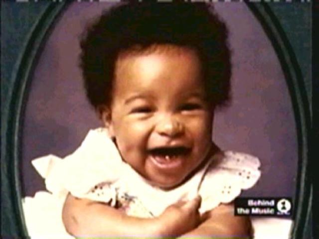 That day Aaliyah Dana Haughton was born.