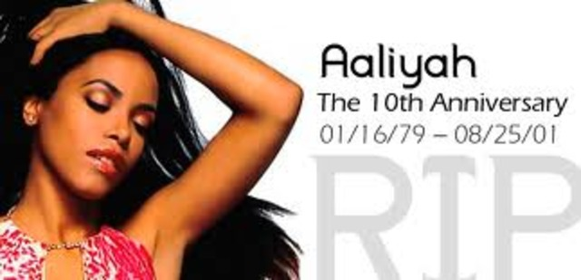 When Aaliyah Died