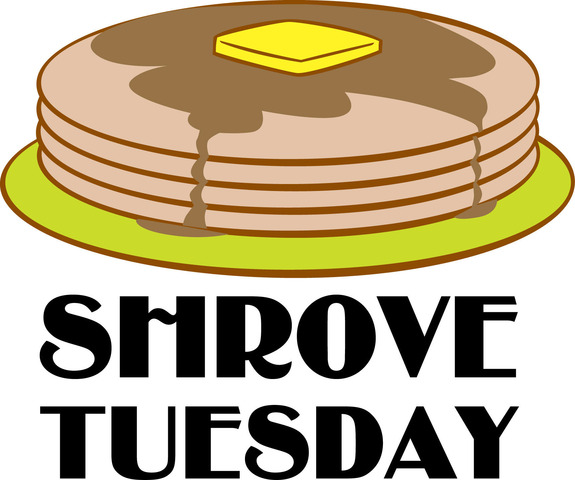 Shrove Tuesday Pancake Breakfast - Grade 6 Classes