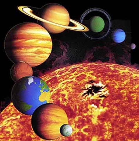 Θεωρία ηλιακού συστήματος Κοπέρνικου