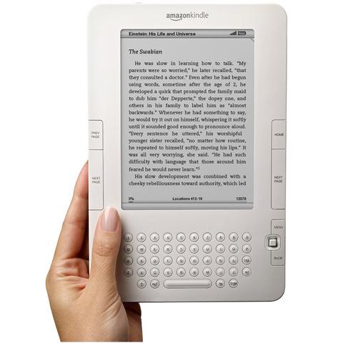 Ο πρώτος αναγνώστης ηλεκτρονικών βιβλίων (e-book reader)