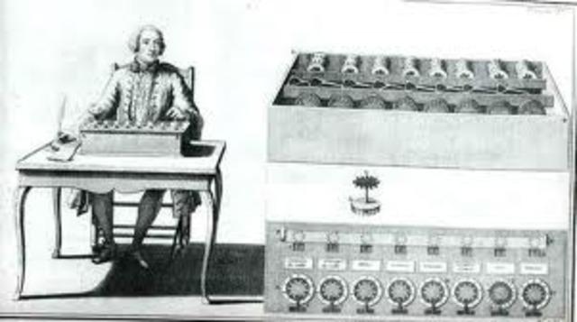 Η μηχανή του Pascal