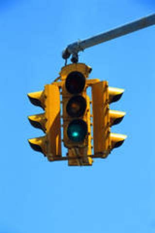Traffic Lights- Invented by JP Knight