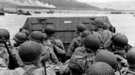 The Main Events of WWII timeline