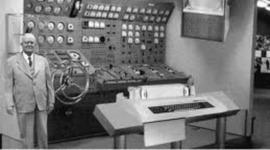 computadora electromecanica timeline