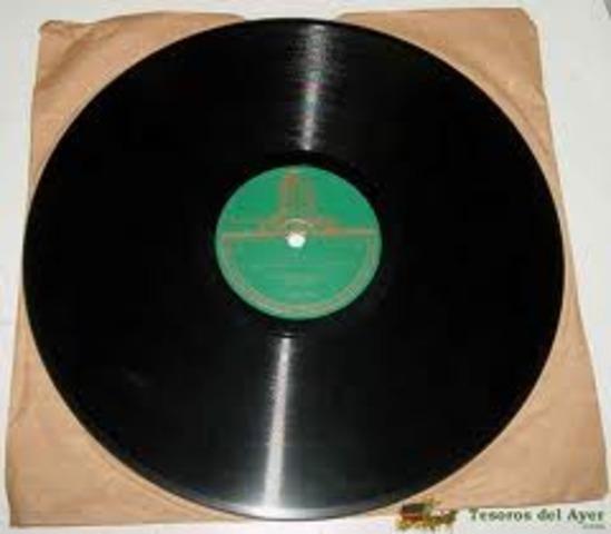 Discos de Gramòfon