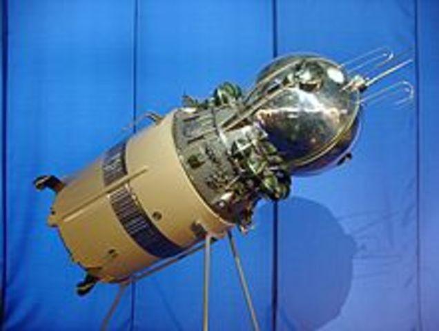 Начало работ по созданию космического корабля