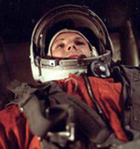 Полет Ю.А.Гагарина в космос