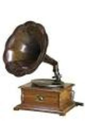 Gramophone is Invented