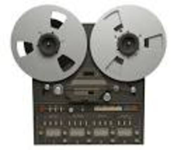 Magnetic Tape was Invented