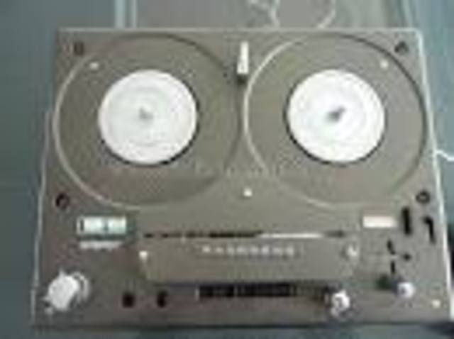 Stereo Recordings were Invented