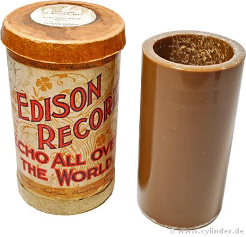 Wax cylinders discontinue