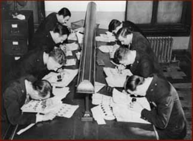 First Fingerprinting Bureau