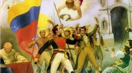 Independencia de Colombia timeline