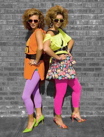 Fashion in 1980 - Lifestyle blog