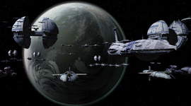 Star Wars the Clone Wars; Major Conflicts timeline