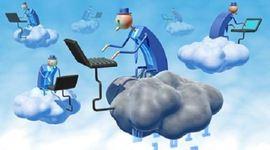 История развития облачных сервисов timeline