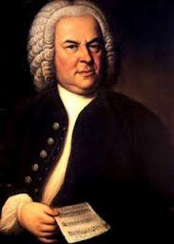 Bach suffered from an eye disease which worsened until he was completely blind