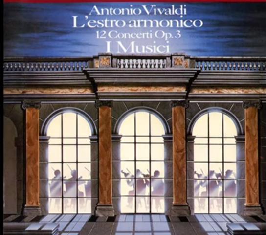 L'estro armonico Op. 3 ORCHESTAL