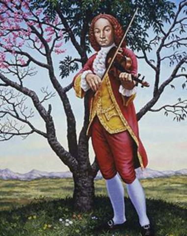 The death of Vivaldi