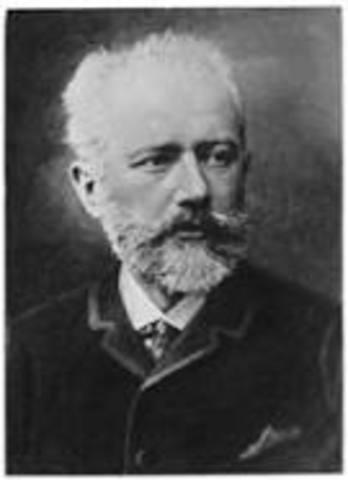 Piotr Llyich Tchaikovsky