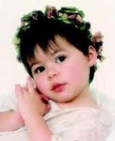 Miranda Cosgrove was born