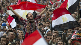 Egypt's Rise to Democracy timeline