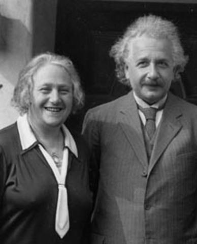 Image result for einstein second marriage