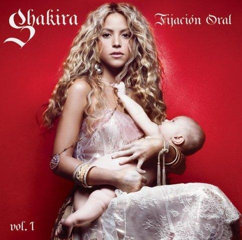 Album de estudio, titulado Fijación oral vol. 1,