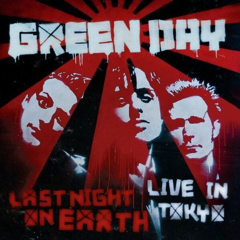 Last Night on Earth: Live in Tokyo.