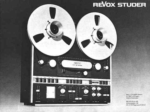 Stereo Tape Recordings Are Made