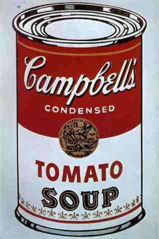 """""""Campbell's Soup Cans"""""""