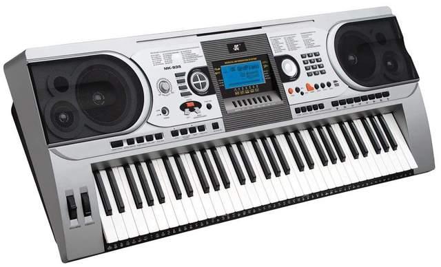 Modern Electric Keyboard