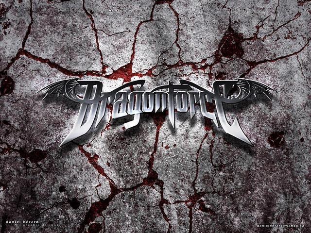 Dragonheart change the name for Dragonforce