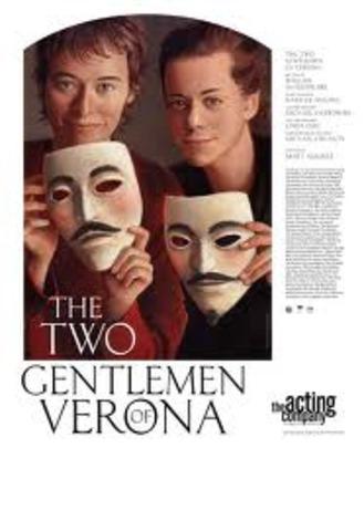 The Two Gentlemen of Verona (1589–1591)