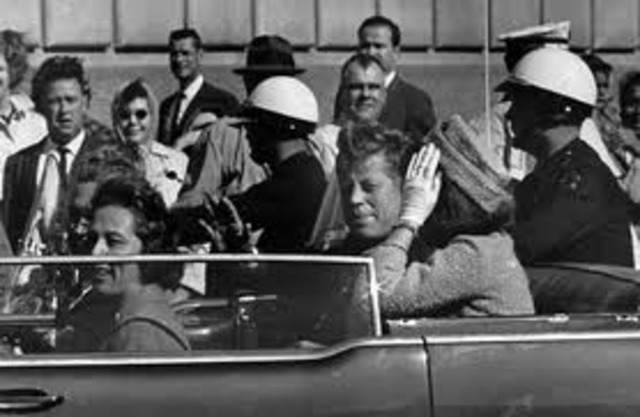 The assasination of JFK