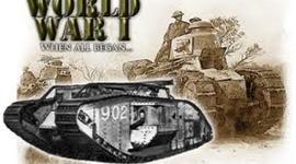World War 1 Alex Bernard timeline