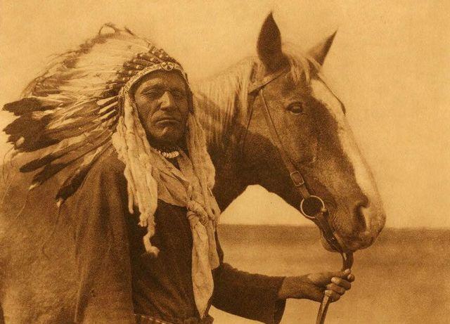 blackfoot tribe