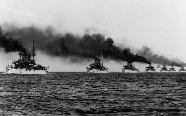 2 Voyage of the Great White Fleet