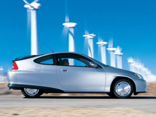 Mass produced Hybrid