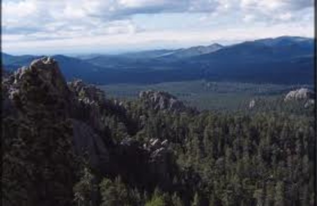 Visit to the Black Hills