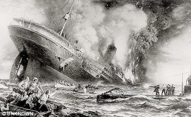 3 Lusitania