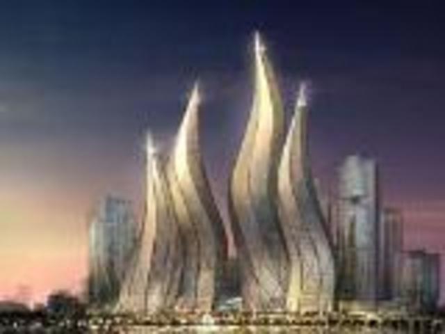 TORRES DE DUBAI