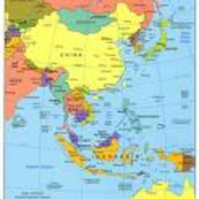 East Asia timeline
