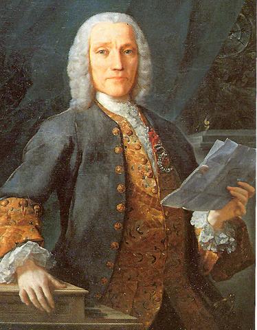 Domenico Scarlatti born in Nápoles