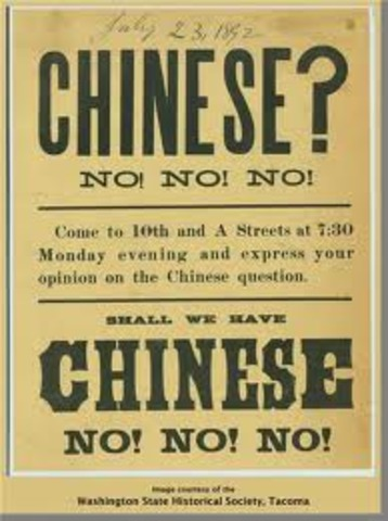1880 Chinese Exclusion act