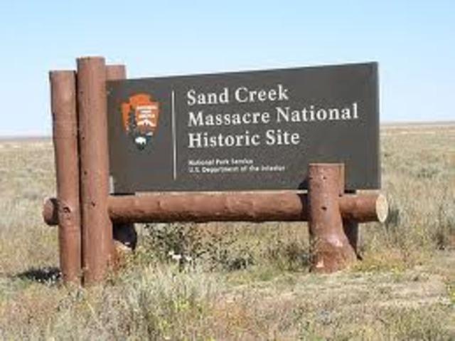 Sand Creek Establishment Act