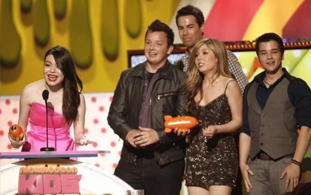 Nickelodeon kids choice awards!!!