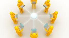 Evolución de la Internet por: Saul Bazoalto, Andres Oliver y Alejandro Rocabado timeline