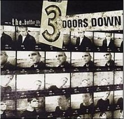 3 Doors Down Release Thier First Album